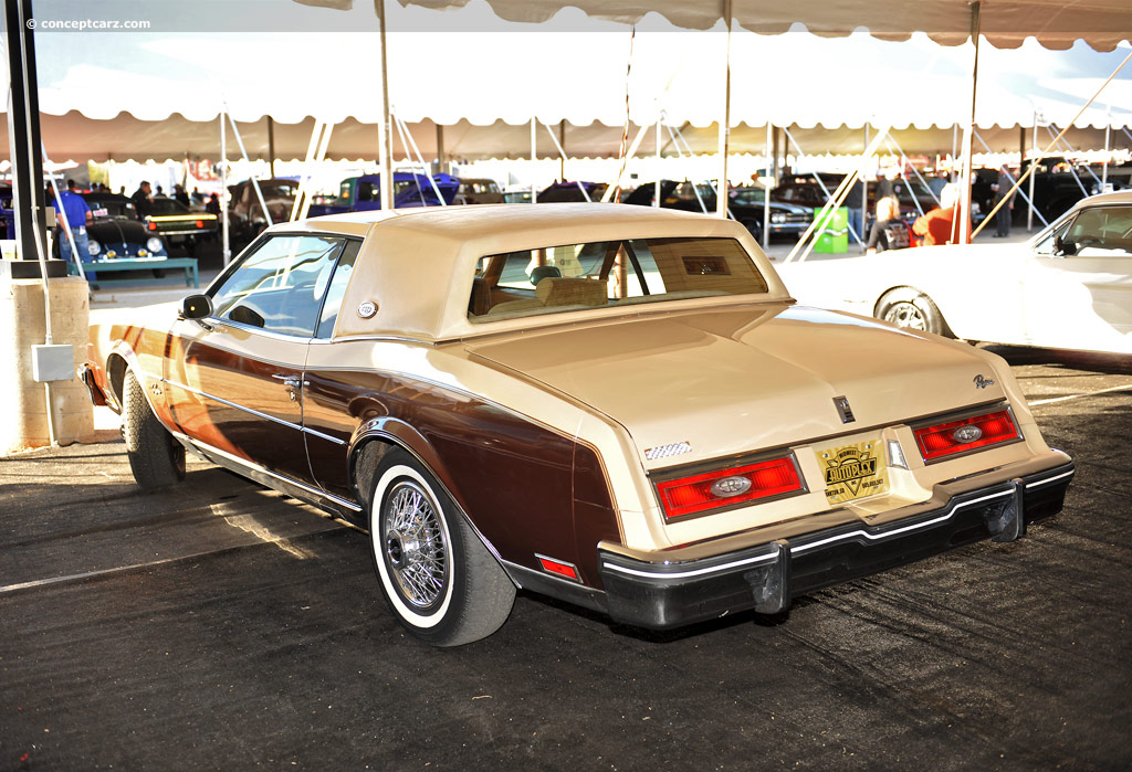 Auction Results And Data For 1979 Buick Riviera Conceptcarz Com