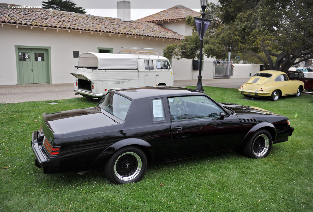 buick gnx 87 for autos post. Black Bedroom Furniture Sets. Home Design Ideas