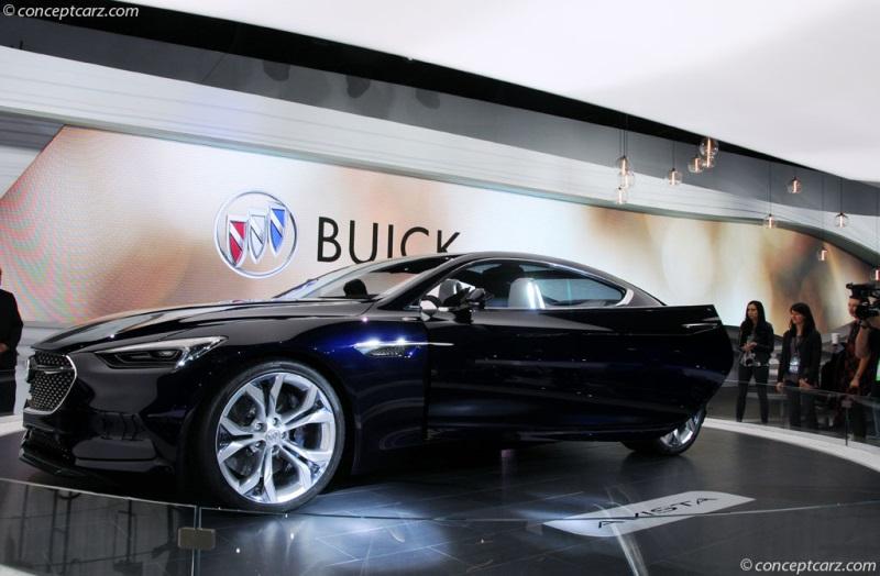 Buick Lacrosse 2017 >> 2016 Buick Avista Concept Image