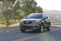 Buick Envision Monthly Sales