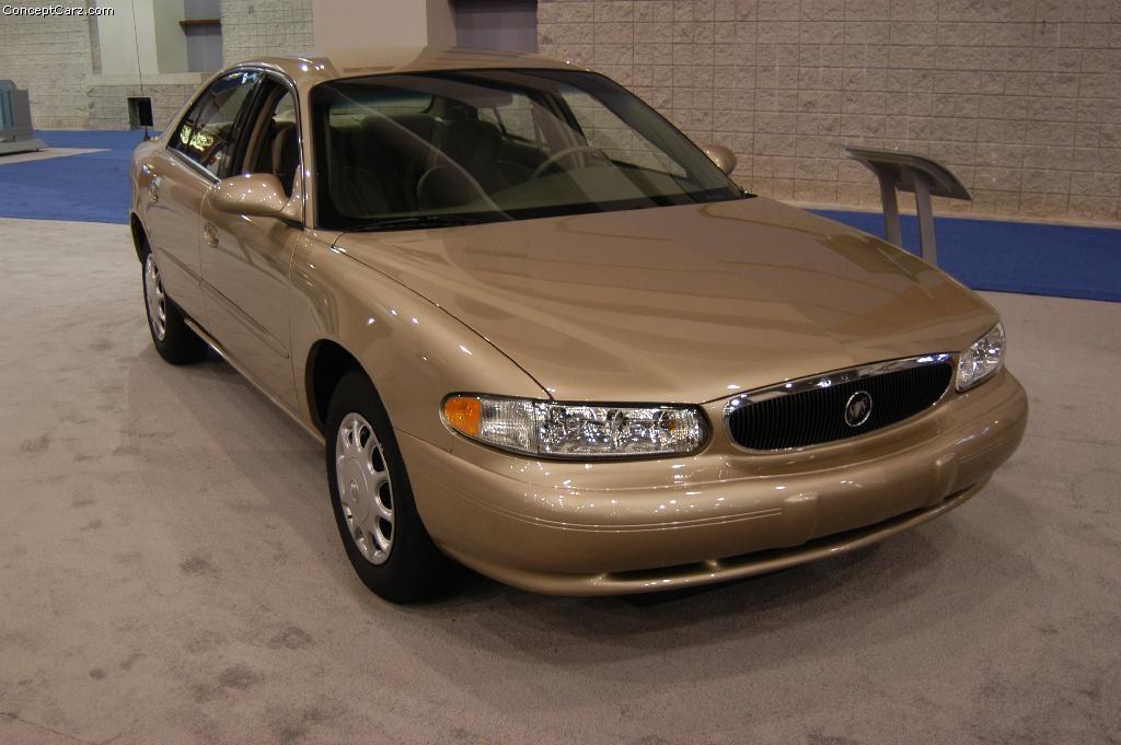 2004 Buick Century Conceptcarz Com