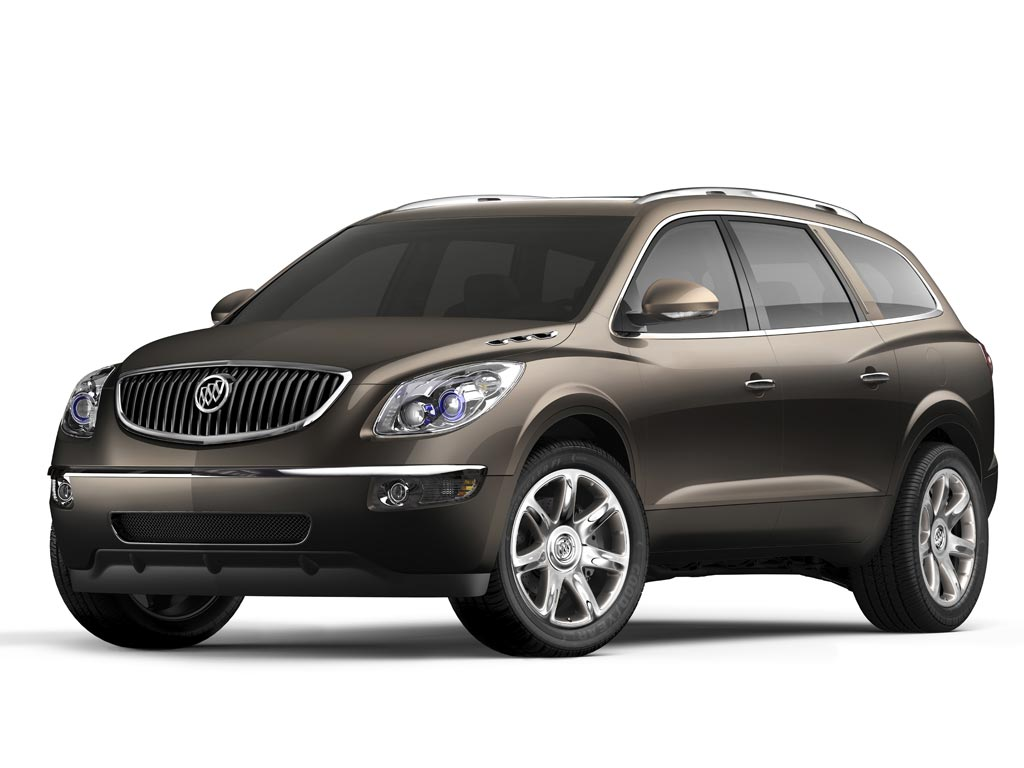 2006 buick enclave pictures history value research. Black Bedroom Furniture Sets. Home Design Ideas