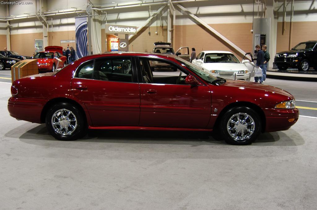 2003 Buick Lesabre Conceptcarz Com