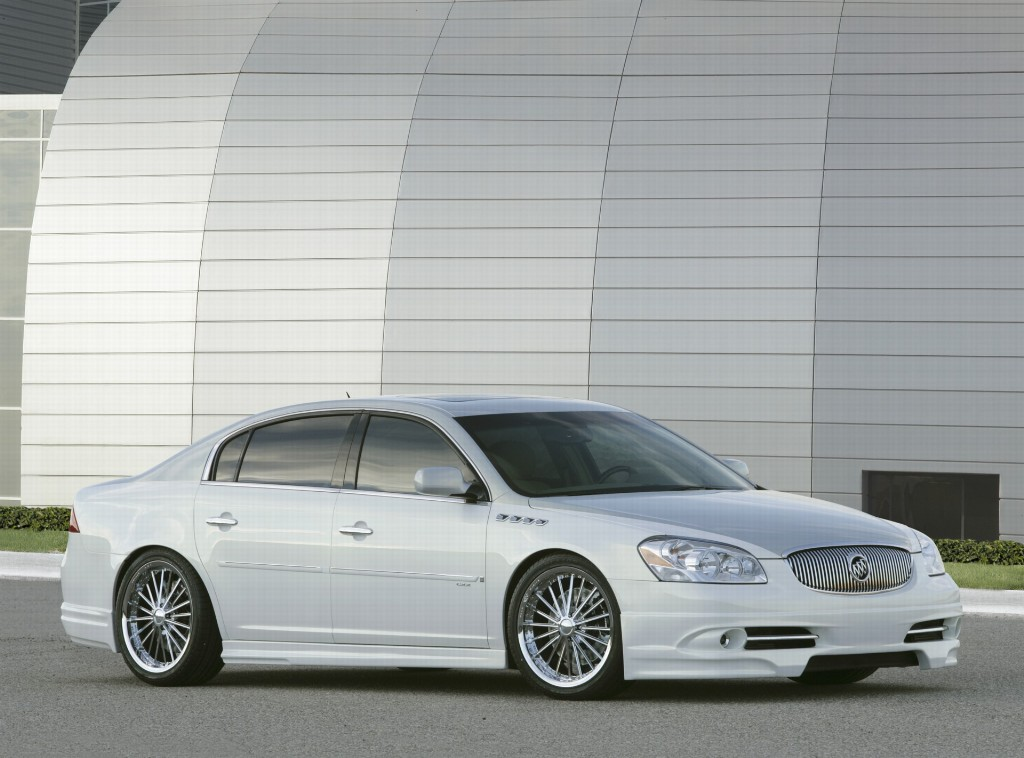 2006 Buick Lucerne Recalls >> 2006 Buick Lucerne CXX Luxury Liner Pictures, History, Value, Research, News - conceptcarz.com