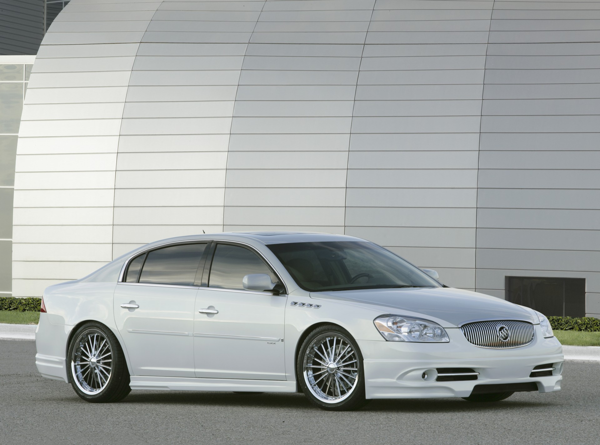2006 Buick Lucerne >> 2006 Buick Lucerne CXX Luxury Liner Pictures, History, Value, Research, News - conceptcarz.com
