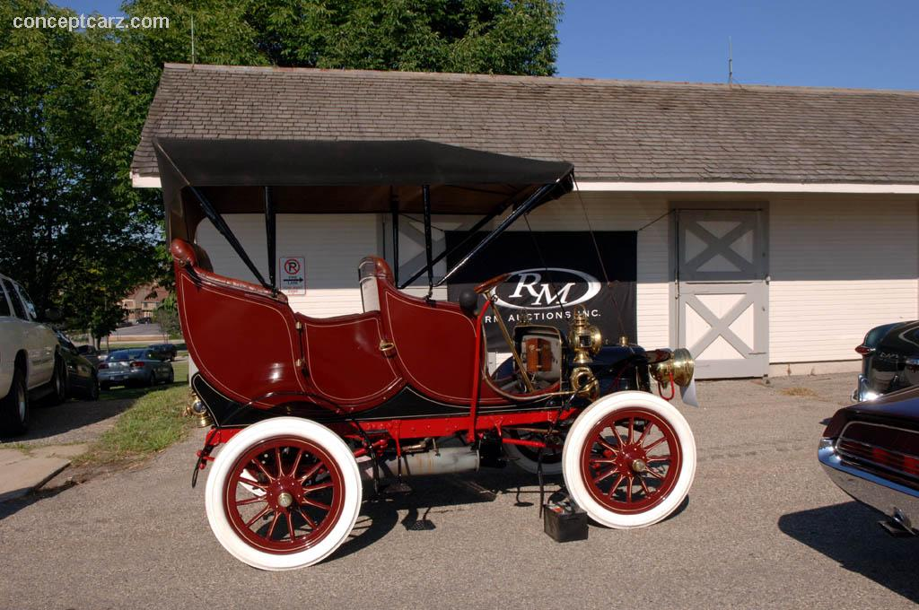 1906 Cadillac Model K: Auction Results And Data For 1906 Cadillac Model K