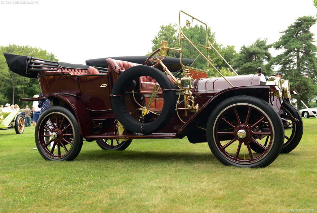 1910 Cadillac Model 30 Pictures History Value Research