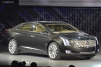 2010 Cadillac XTS Platinum Concept image.
