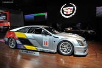 2011 Cadillac CTS-V Coupe Racer image.