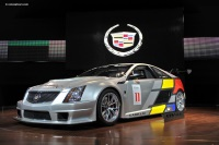 Cadillac CTS-V Coupe Racer