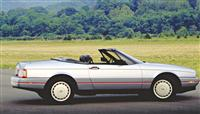 1989 Cadillac Allante image.