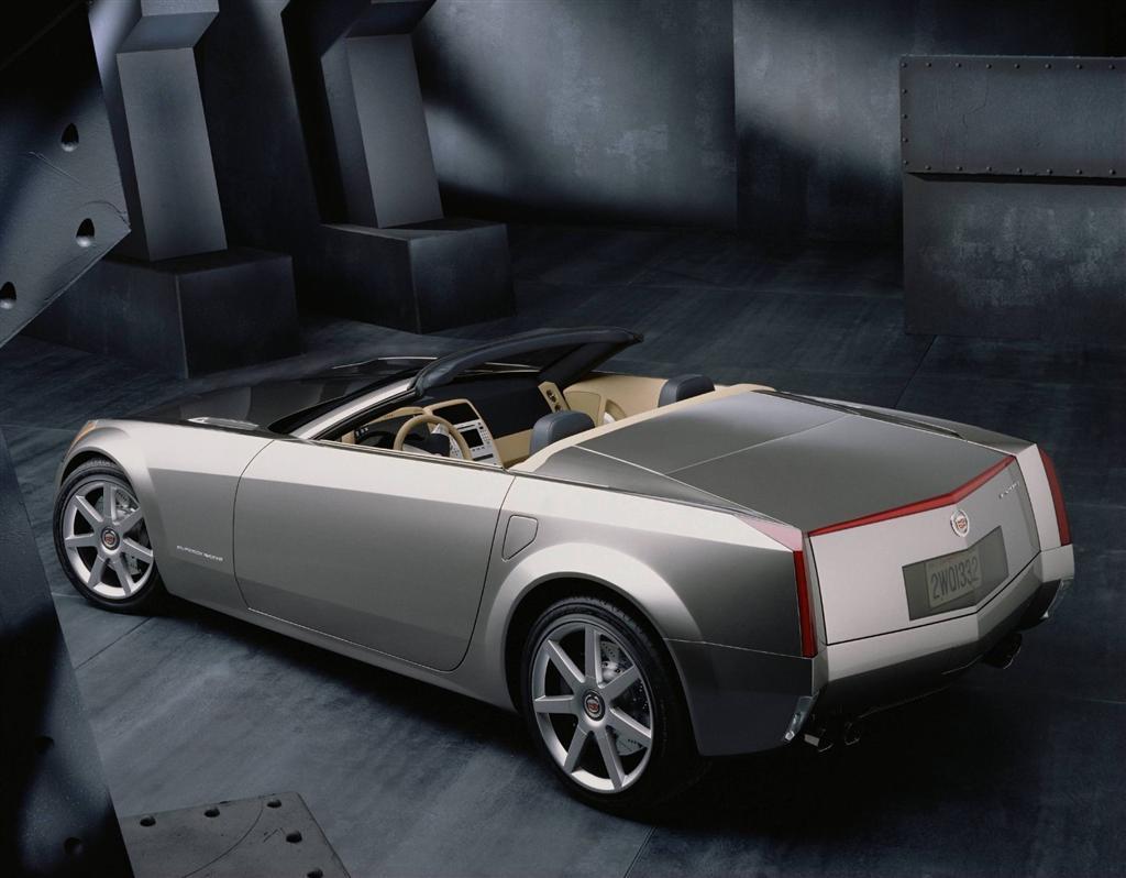 1999 Cadillac Evoq Concept Conceptcarz Com