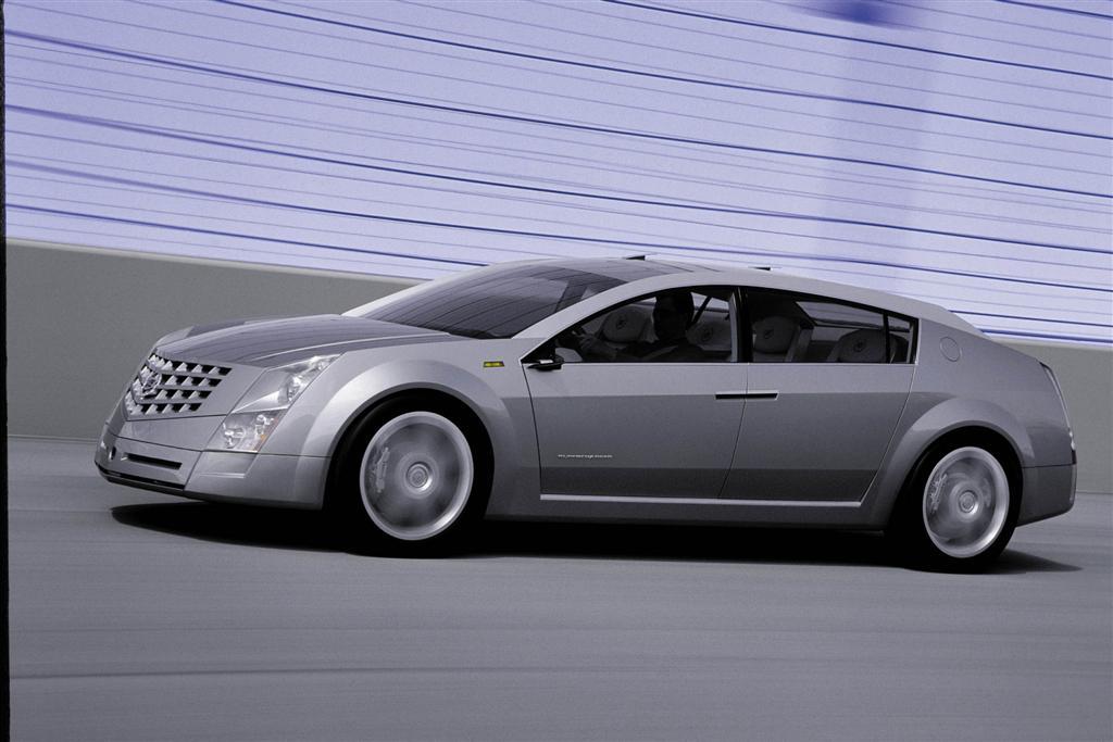 2000 Cadillac Imaj Concept Conceptcarz Com