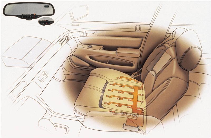 2000 Cadillac Seville Image