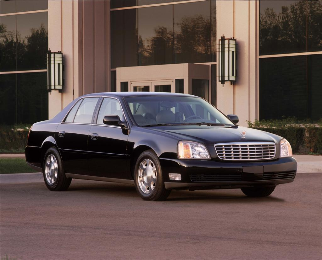 auction results and data for 2003 cadillac deville. Black Bedroom Furniture Sets. Home Design Ideas