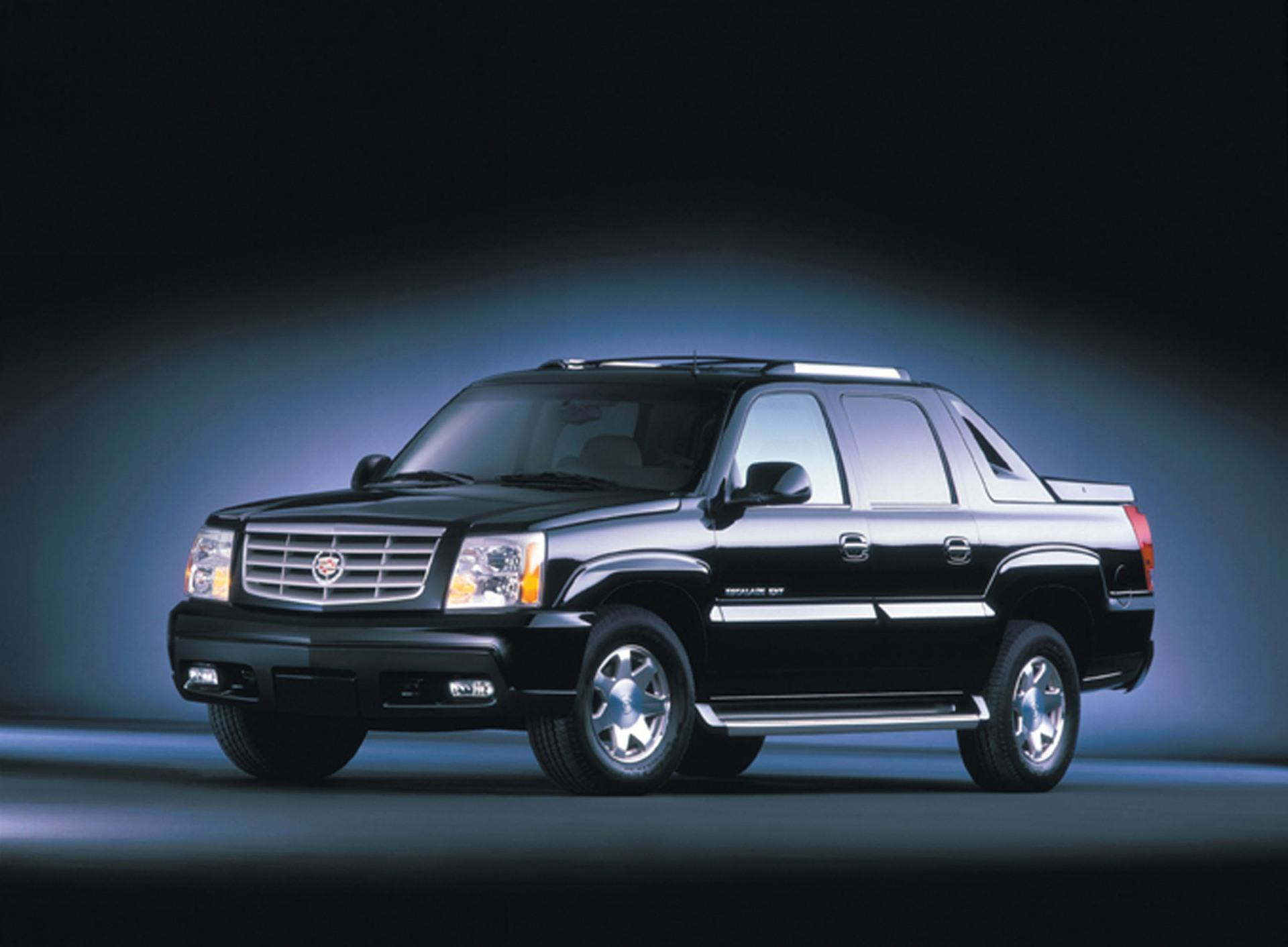 2003 cadillac escalade ext technical specifications and. Black Bedroom Furniture Sets. Home Design Ideas