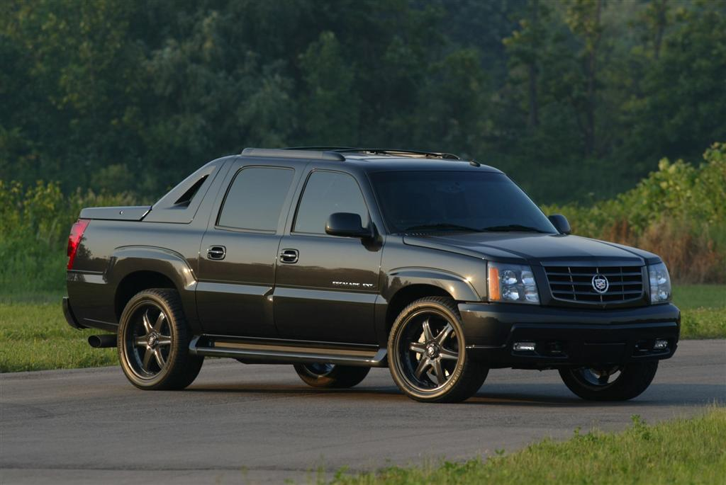 2003 Cadillac Escalade Ext Pictures History Value