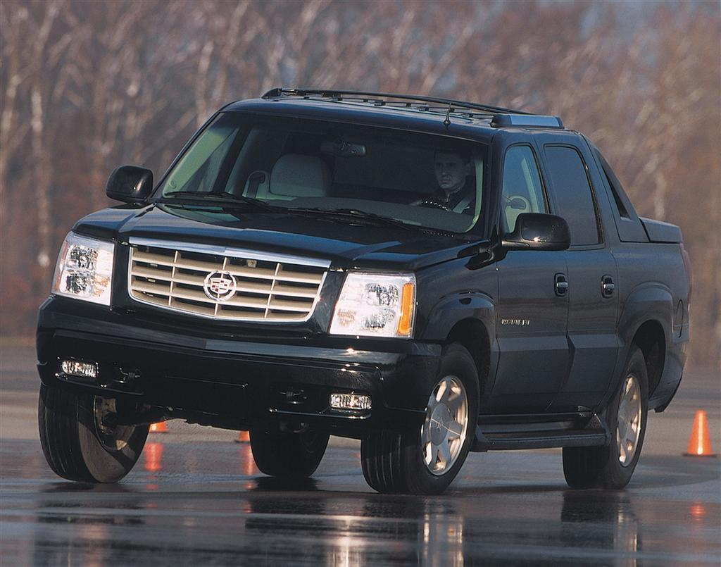 auction results and data for 2003 cadillac escalade ext. Black Bedroom Furniture Sets. Home Design Ideas