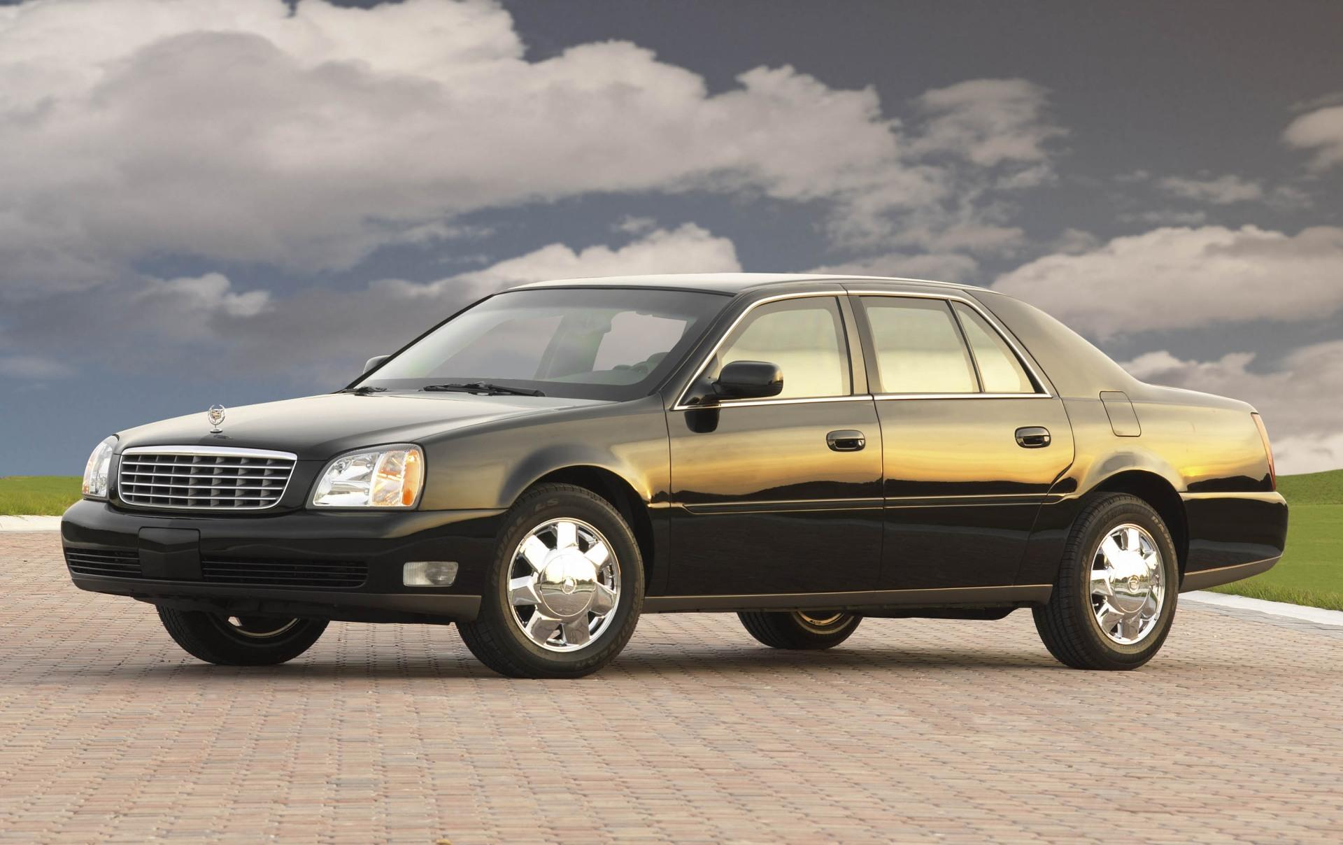 2004 cadillac deville pictures history value research. Cars Review. Best American Auto & Cars Review