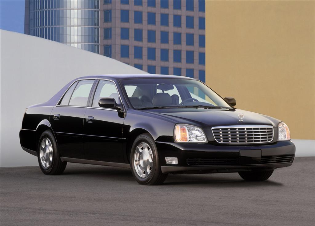 Cadillac Deville Sedan Image
