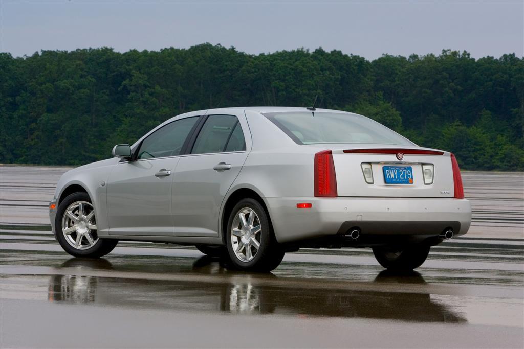 2005 Cadillac Sts Conceptcarz Com