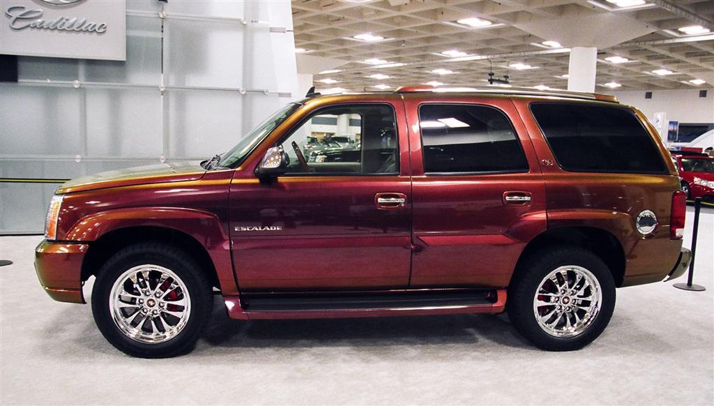 2006 Cadillac Escalade Conceptcarz Com