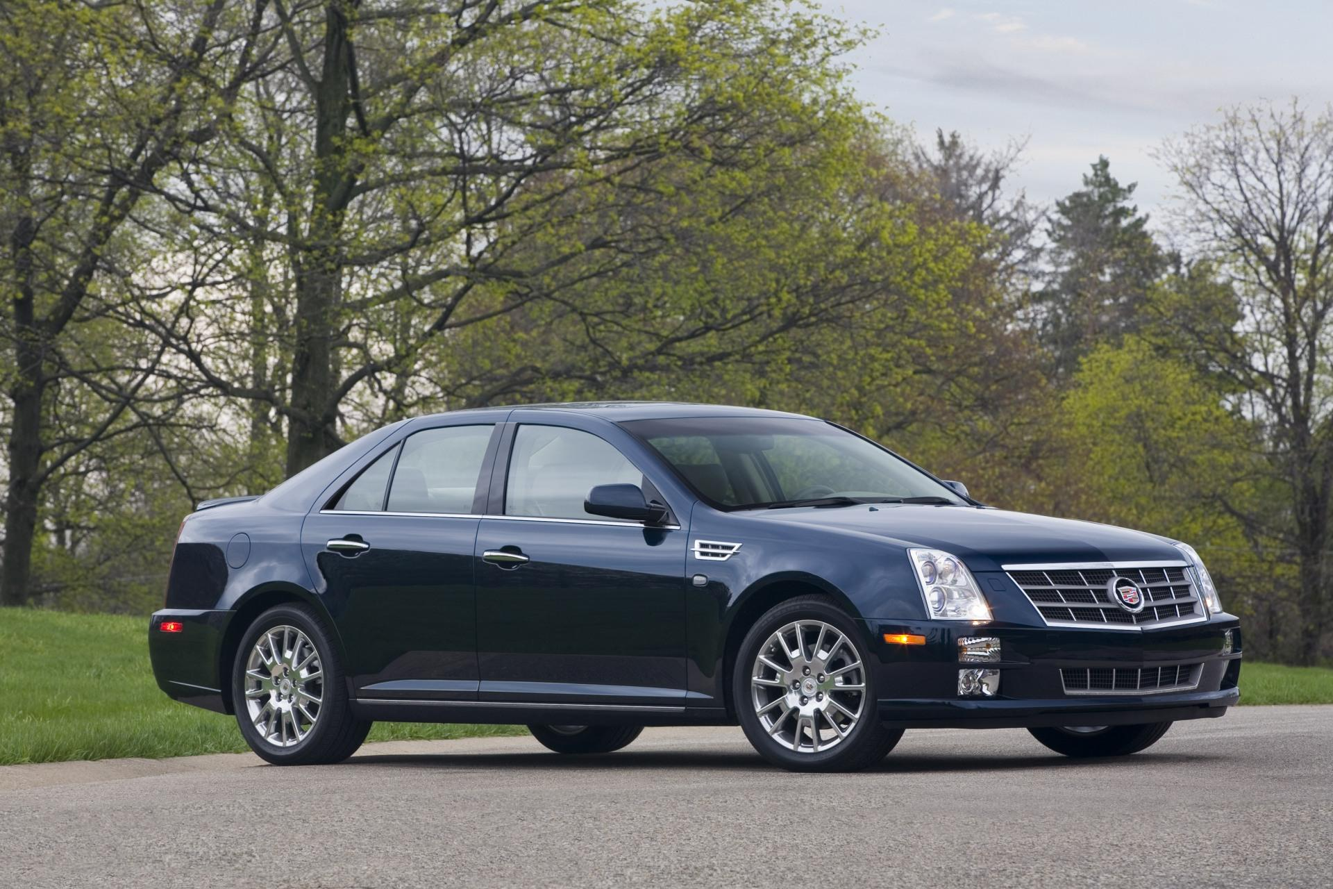 2010 cadillac sts. Black Bedroom Furniture Sets. Home Design Ideas