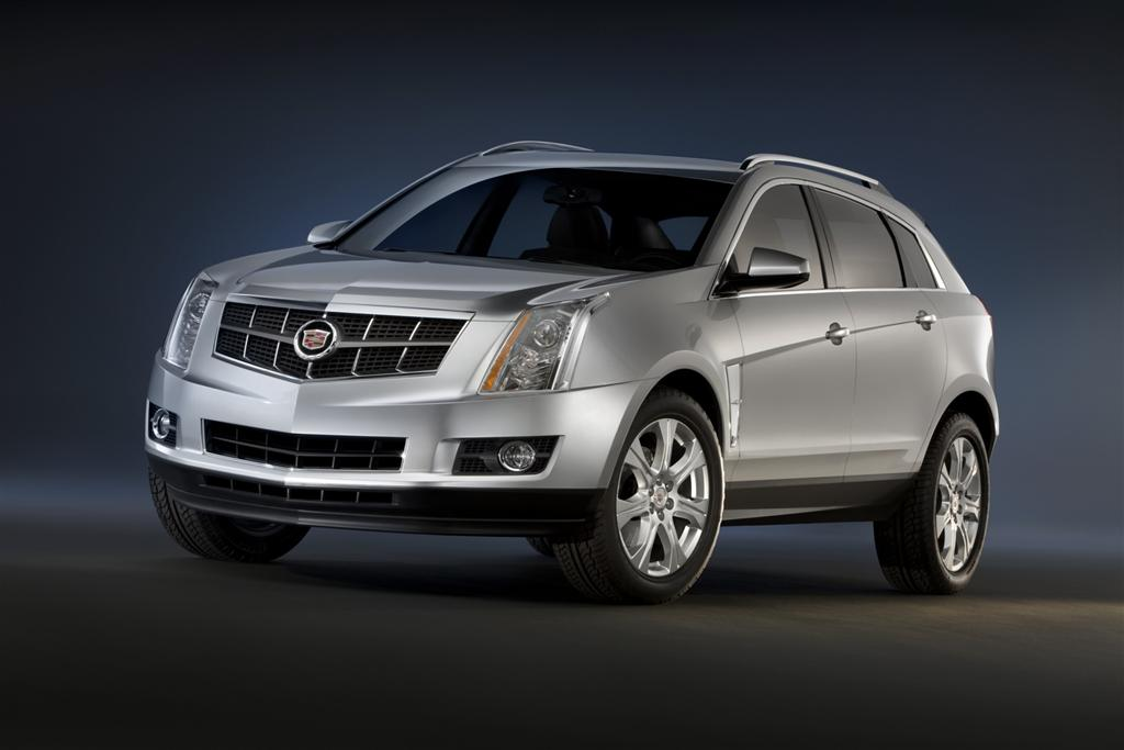 2010 cadillac srx crossover. Black Bedroom Furniture Sets. Home Design Ideas