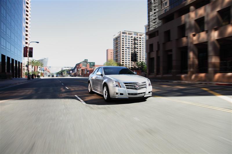 2011 Cadillac CTS Sport Sedan Image
