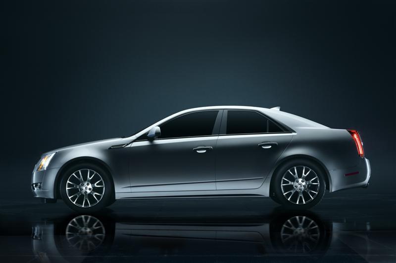 2011 Cadillac CTS Sport Sedan