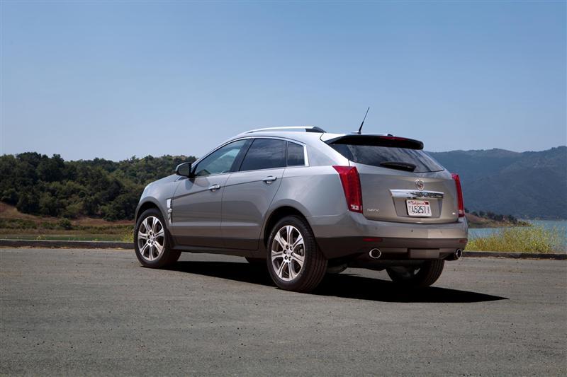 2012 Cadillac SRX Image