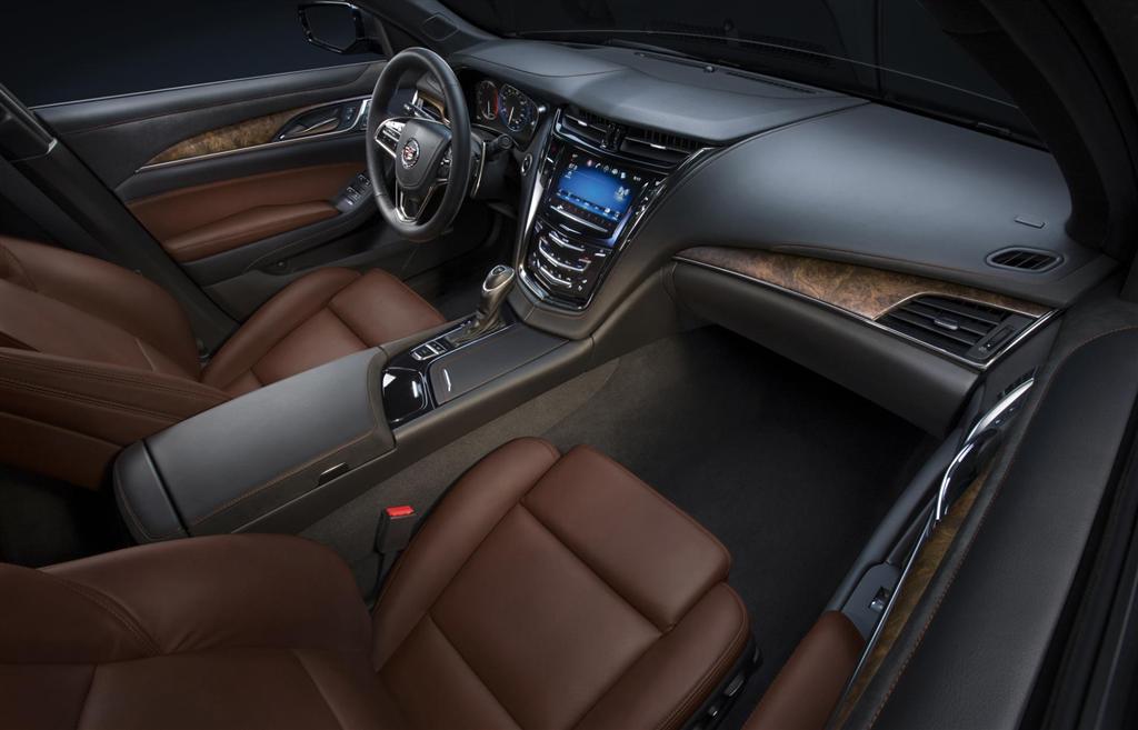 2014 Cadillac CTS  conceptcarzcom