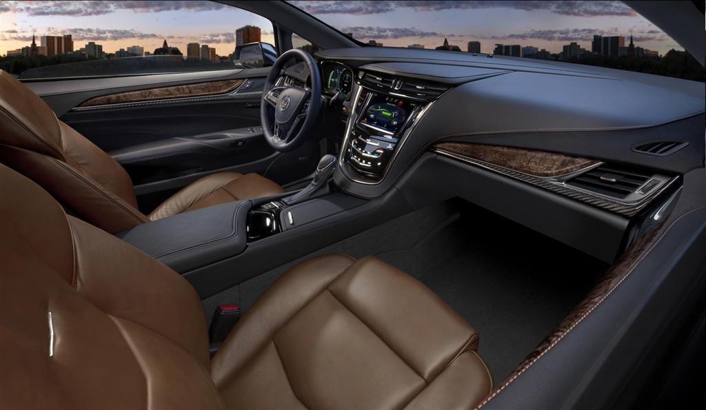 2014 Cadillac ELR  conceptcarzcom
