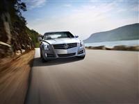 2014 Cadillac ATS image.