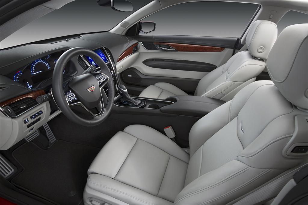 2015 Cadillac ATS Coupe  conceptcarzcom