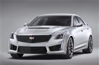 2016 Cadillac CTS-V image.