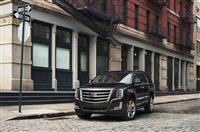 2017 Cadillac Escalade image.