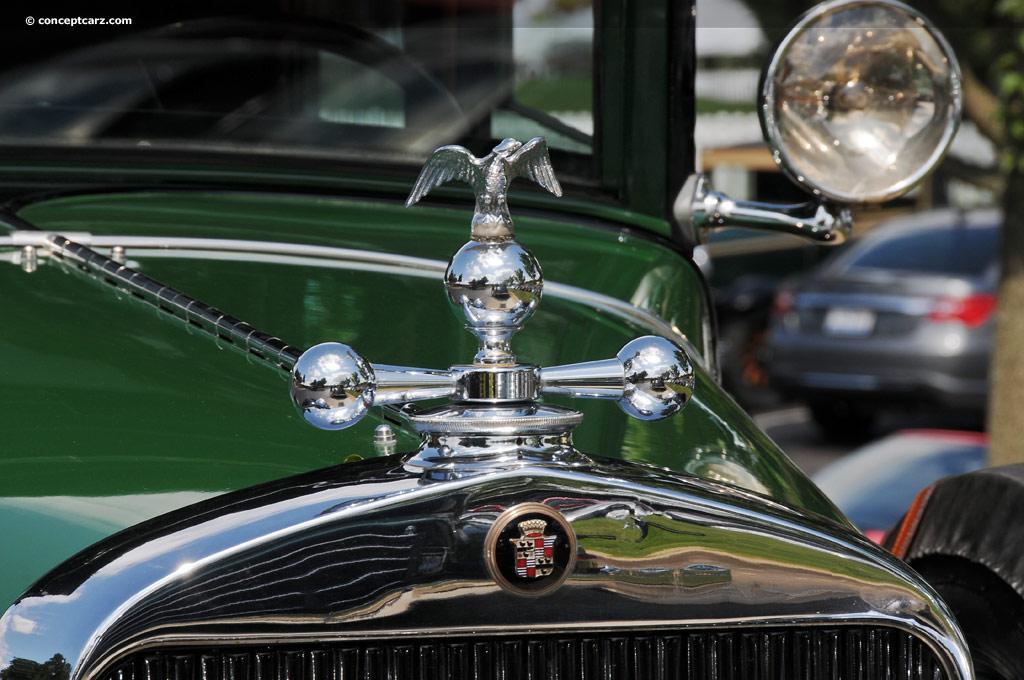 Ex Police Car Auctions >> 1928 Cadillac Series 341A - conceptcarz.com