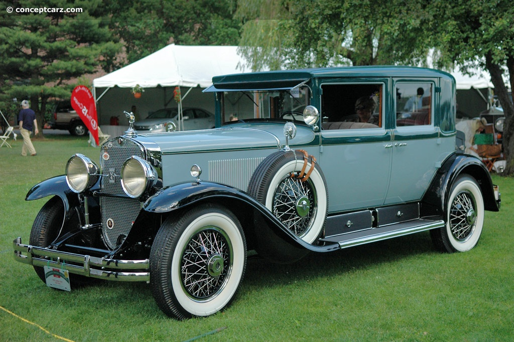 Auction Results And Data For 1929 Cadillac 341b Conceptcarz Com
