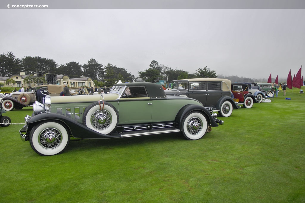 Cadillac Series 452A V16 pictures and wallpaper
