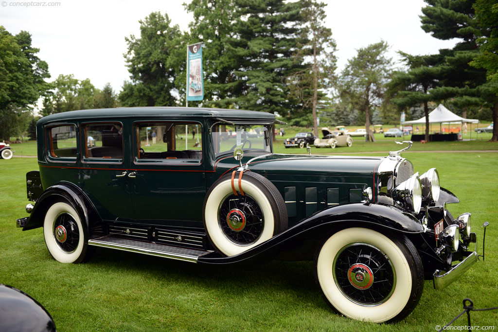 1930 Cadillac Series 452a V16 At The Concours D U0026 39 Elegance