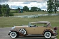 1932 Cadillac 370B V12 image.