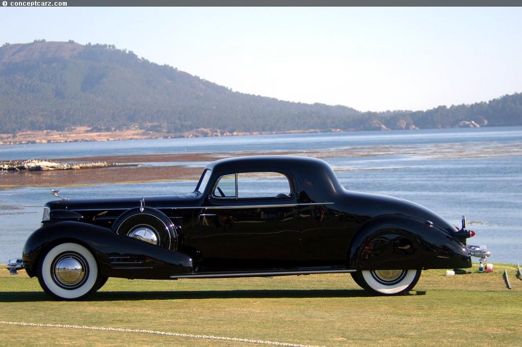 1934 Cadillac 452D V16 Image