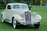 1934 Cadillac Model 355-D image.