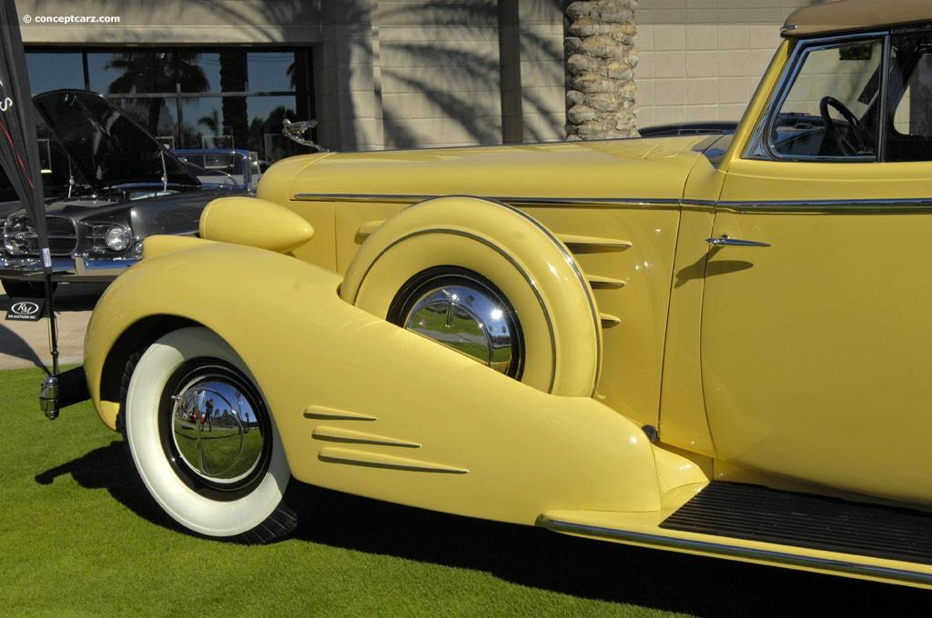 1935 Cadillac Model 452 D Series 60 Sixteen V16 V 16