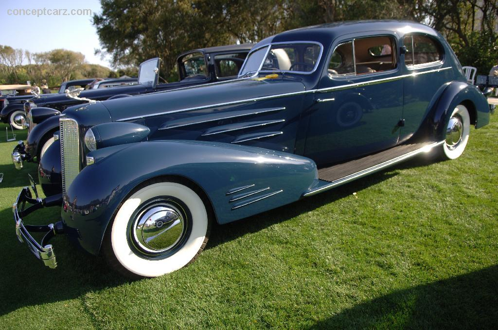 1936 Cadillac Series 90 Conceptcarz Com
