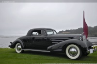 1937 Cadillac Series 90 V16 image.