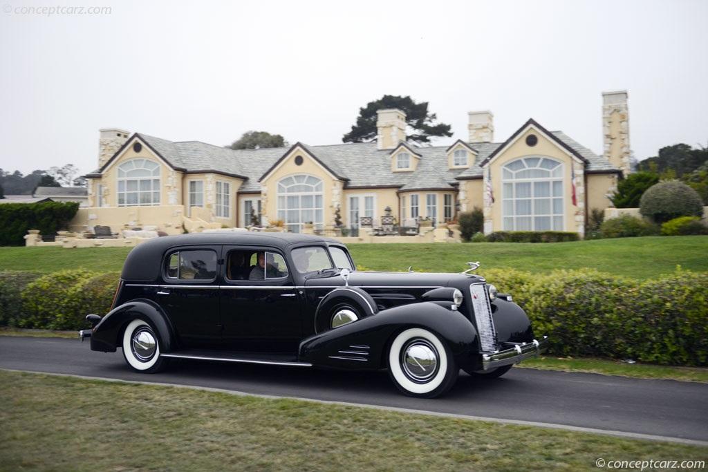 1937 Cadillac Series 90 V16 Conceptcarz Com