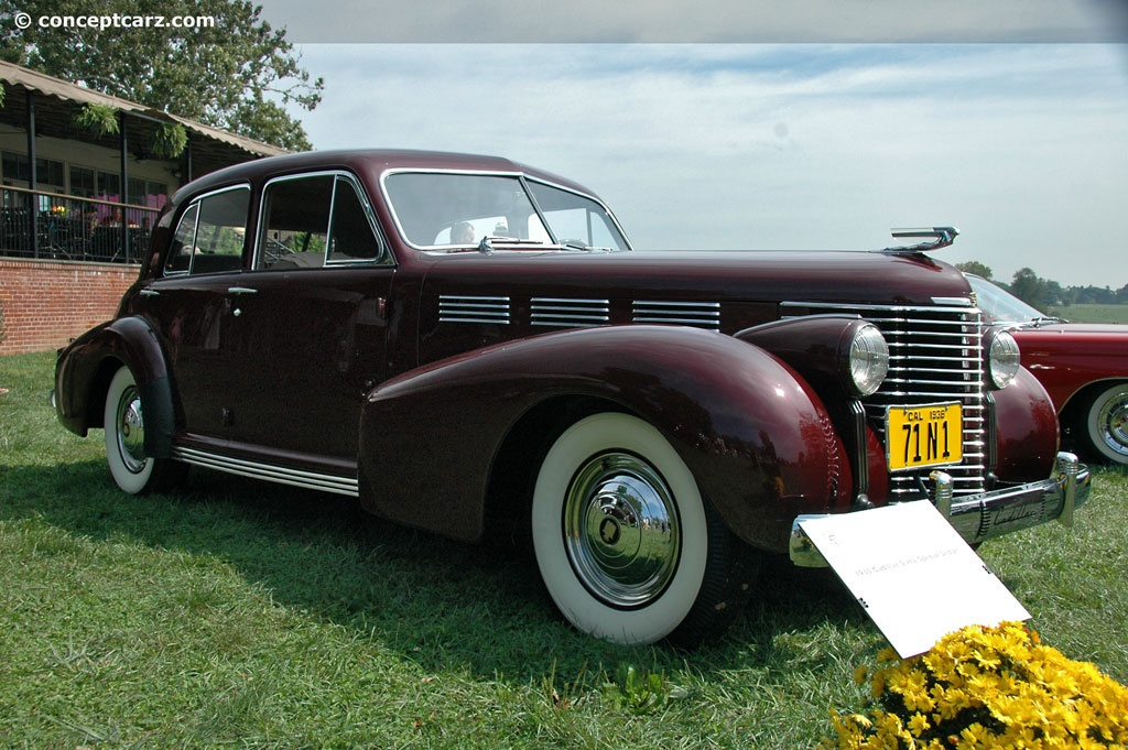 1938 cadillac series 60 pictures to pin on pinterest