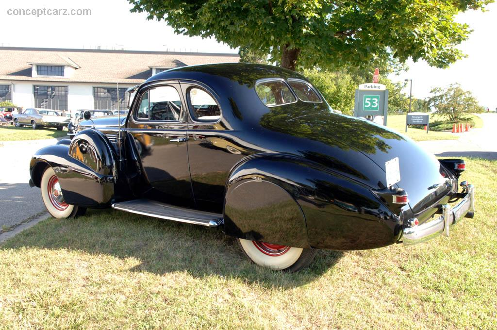 1938 cadillac series 60 at the rm auctions at meadow brook
